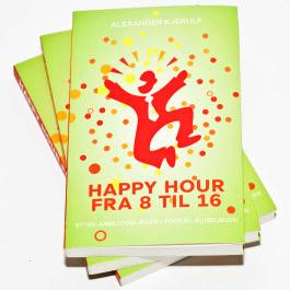 Happy Hour fra 8 til 16
